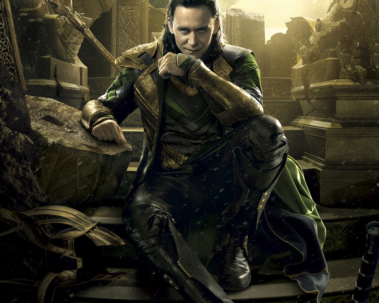 Loki Pose for 1280 x 1024 resolution