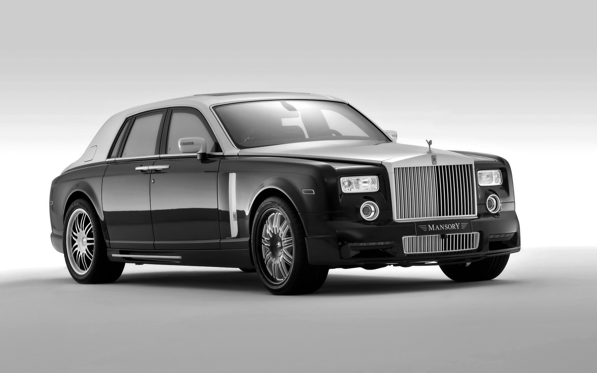 Mansory Rolls Royce Phantom Conquistador for 1920 x 1200 widescreen resolution