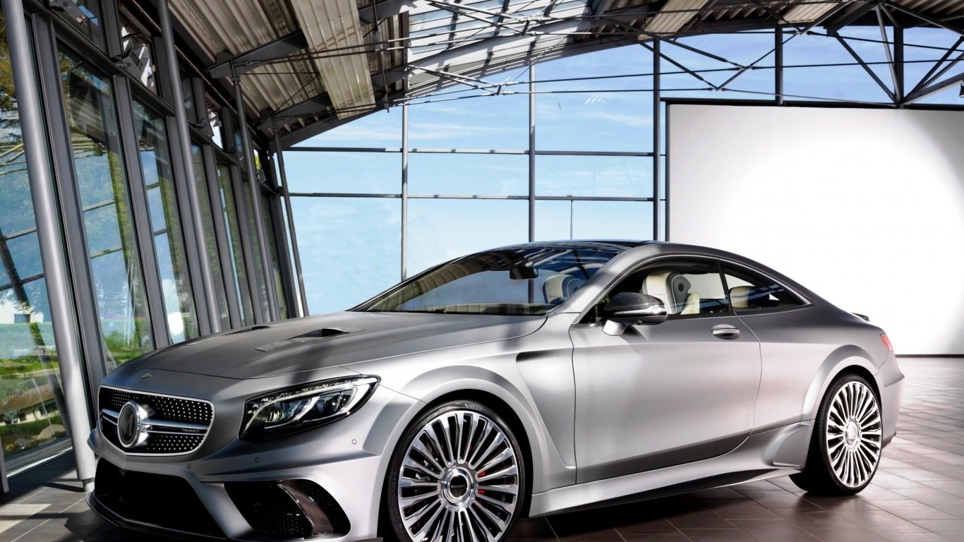 Mansory S 63 AMG Diamond Edition for 1366 x 768 HDTV resolution