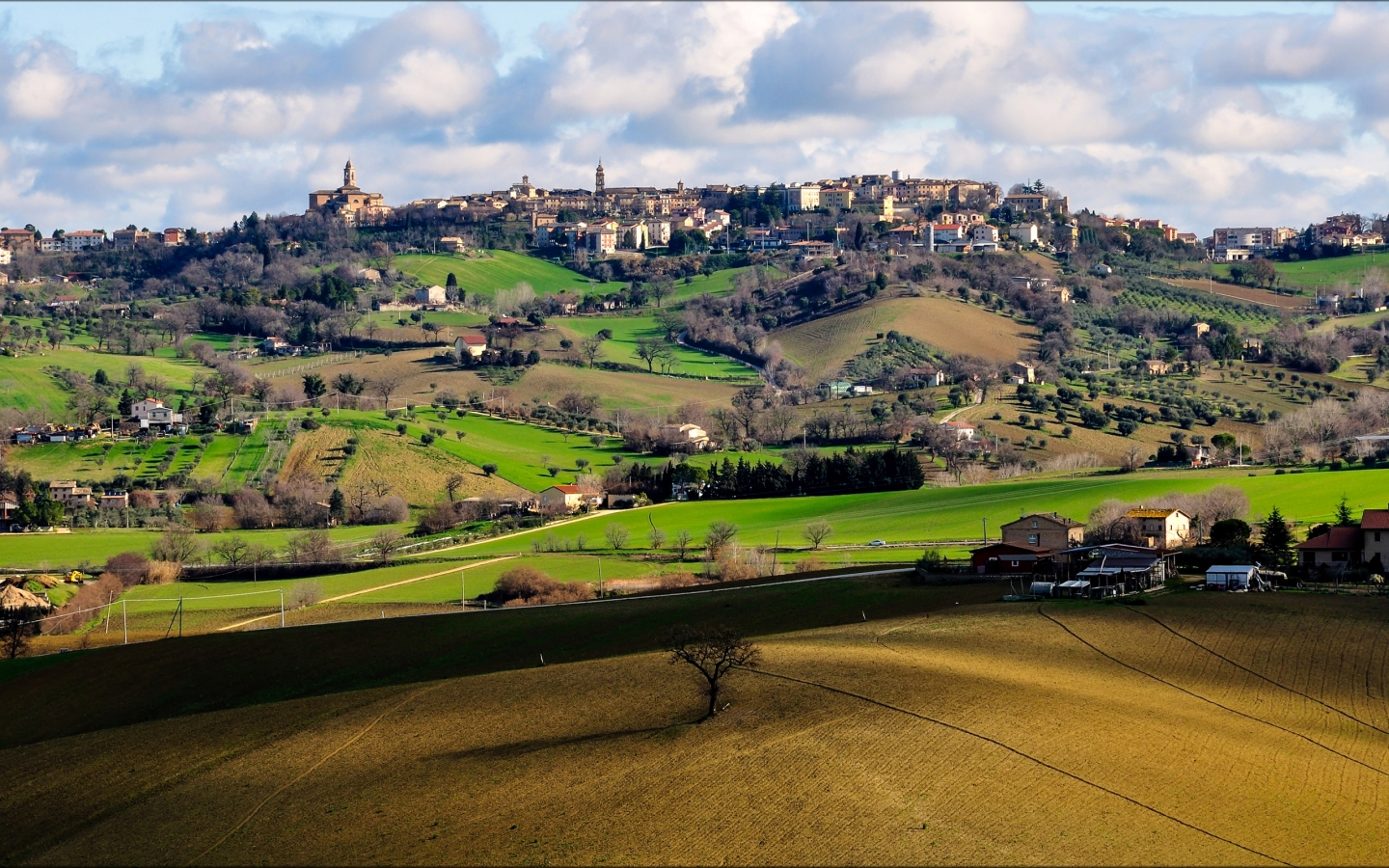 Marche Italy for 1440 x 900 widescreen resolution