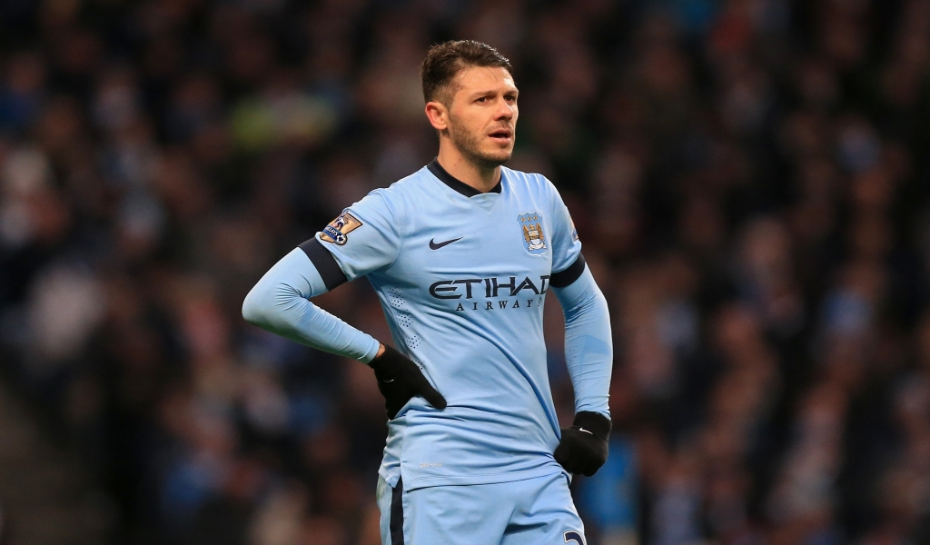 Martin Demichelis Football Player for 1024 x 600 widescreen resolution