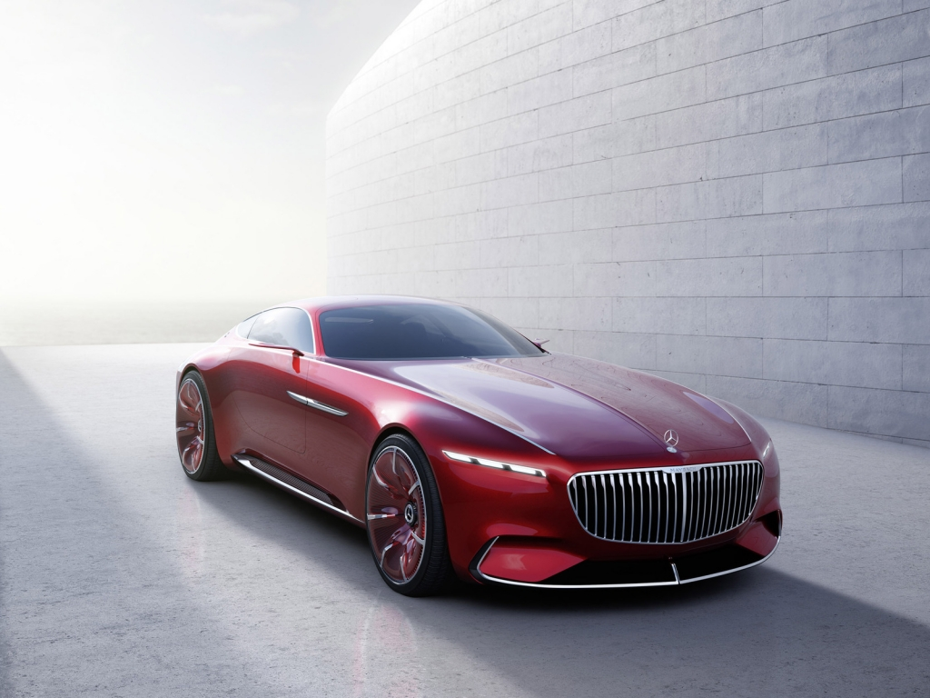 Maybach 6 2016 Concept Car for 1024 x 768 resolution