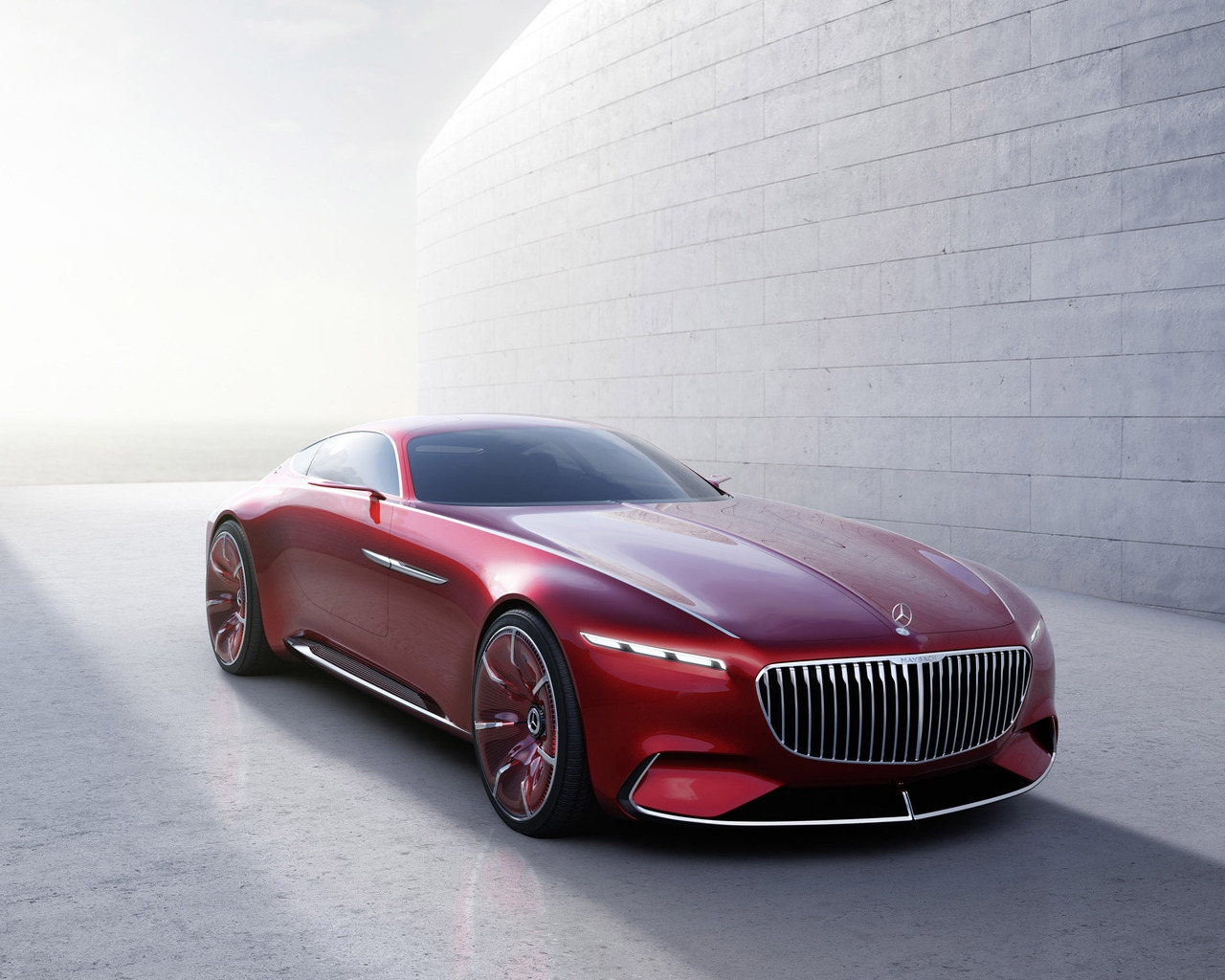 Maybach 6 2016 Concept Car for 1280 x 1024 resolution