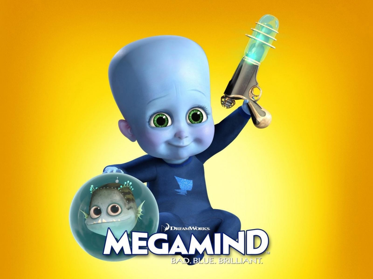 Megamind Child for 1280 x 960 resolution
