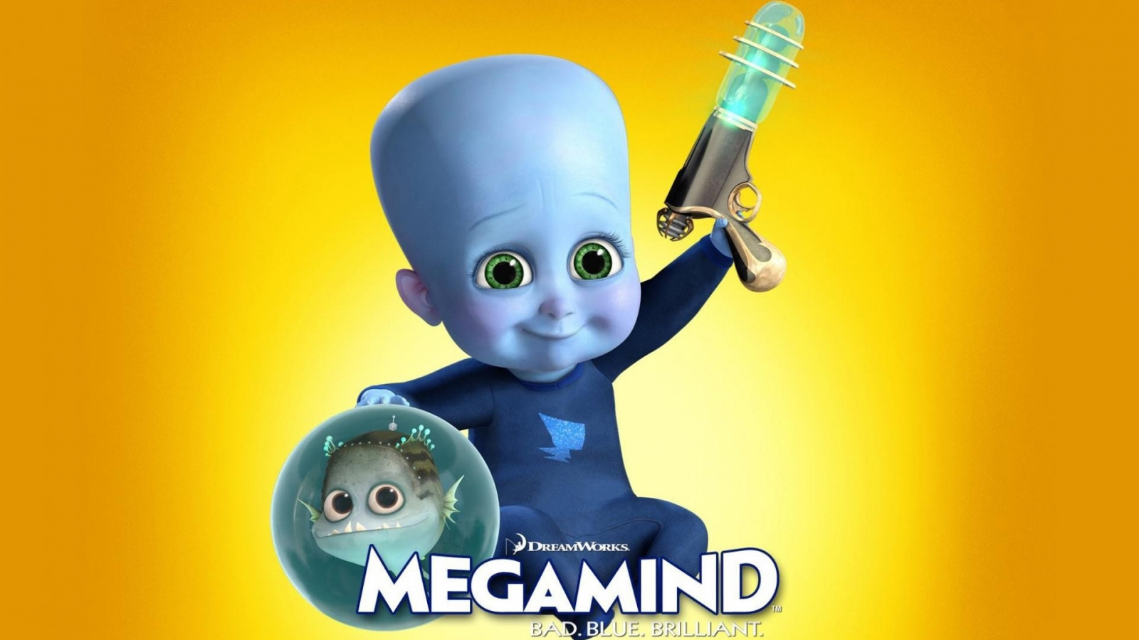 Megamind Child for 1600 x 900 HDTV resolution