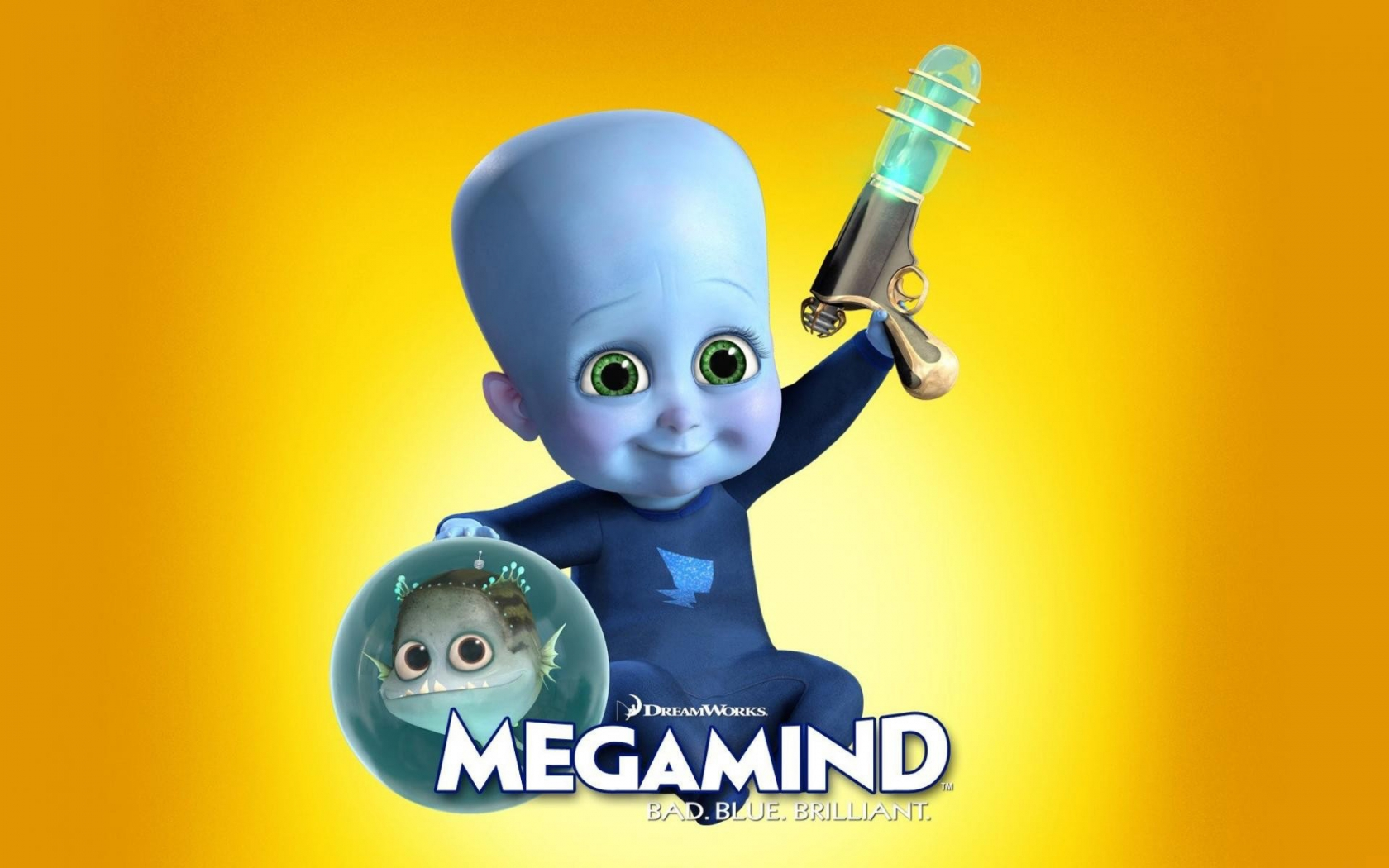 Megamind Child for 1680 x 1050 widescreen resolution