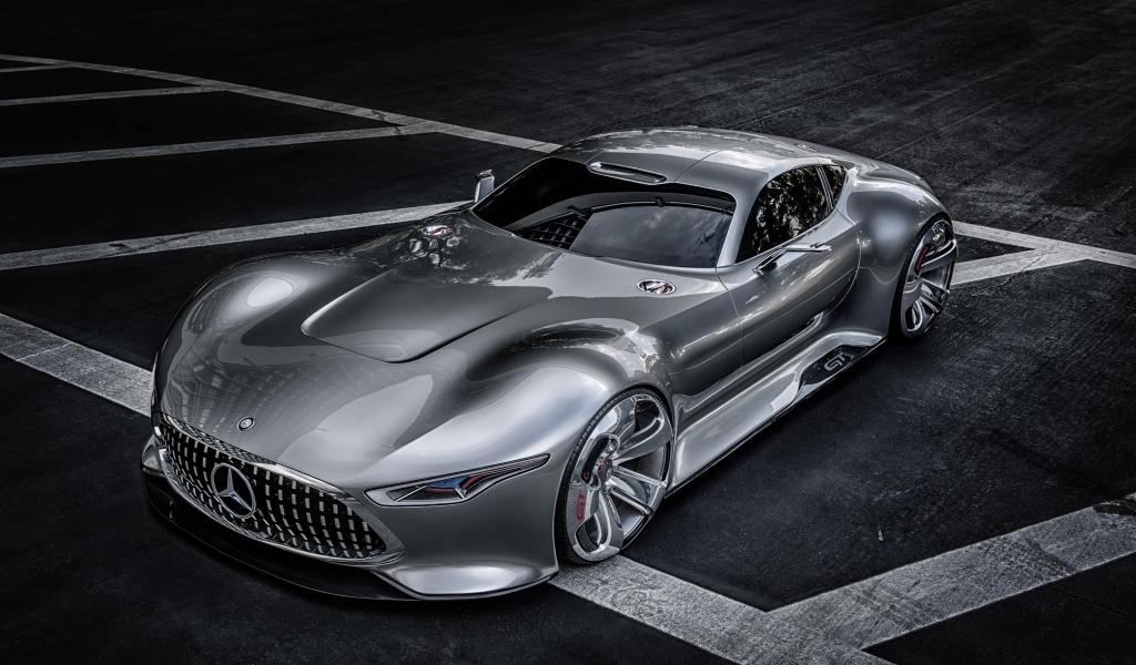Mercedes Benz AMG Vision Gran Turismo 1024 x 600 ...