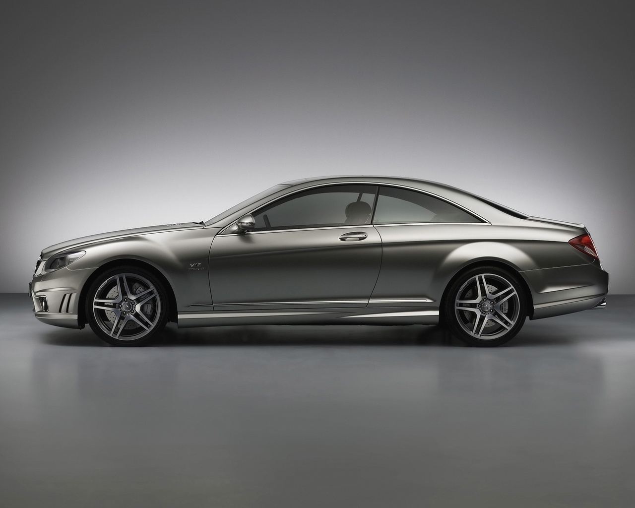 Mercedes Benz CL65 AMG 2008 for 1280 x 1024 resolution