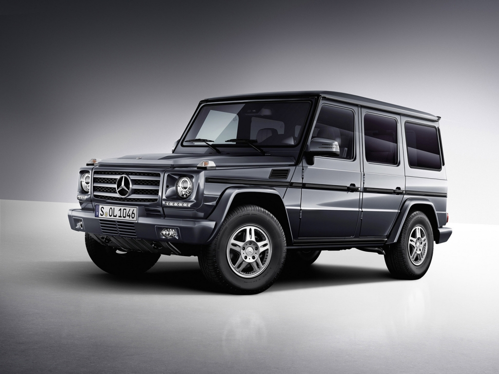 Mercedes Benz G Class Studio 2013 for 1024 x 768 resolution