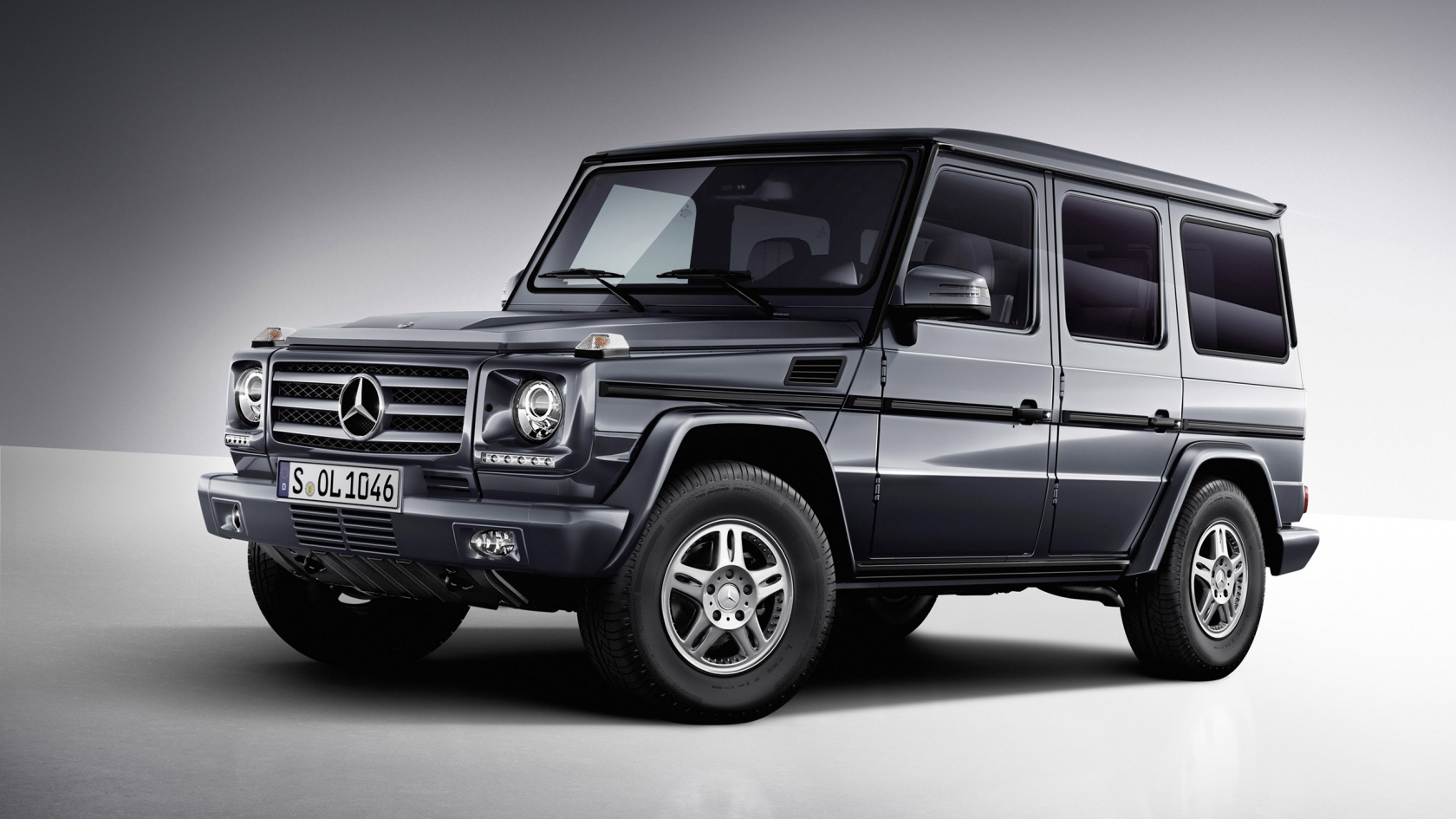 Mercedes Benz G Class Studio 2013 for 1680 x 945 HDTV resolution