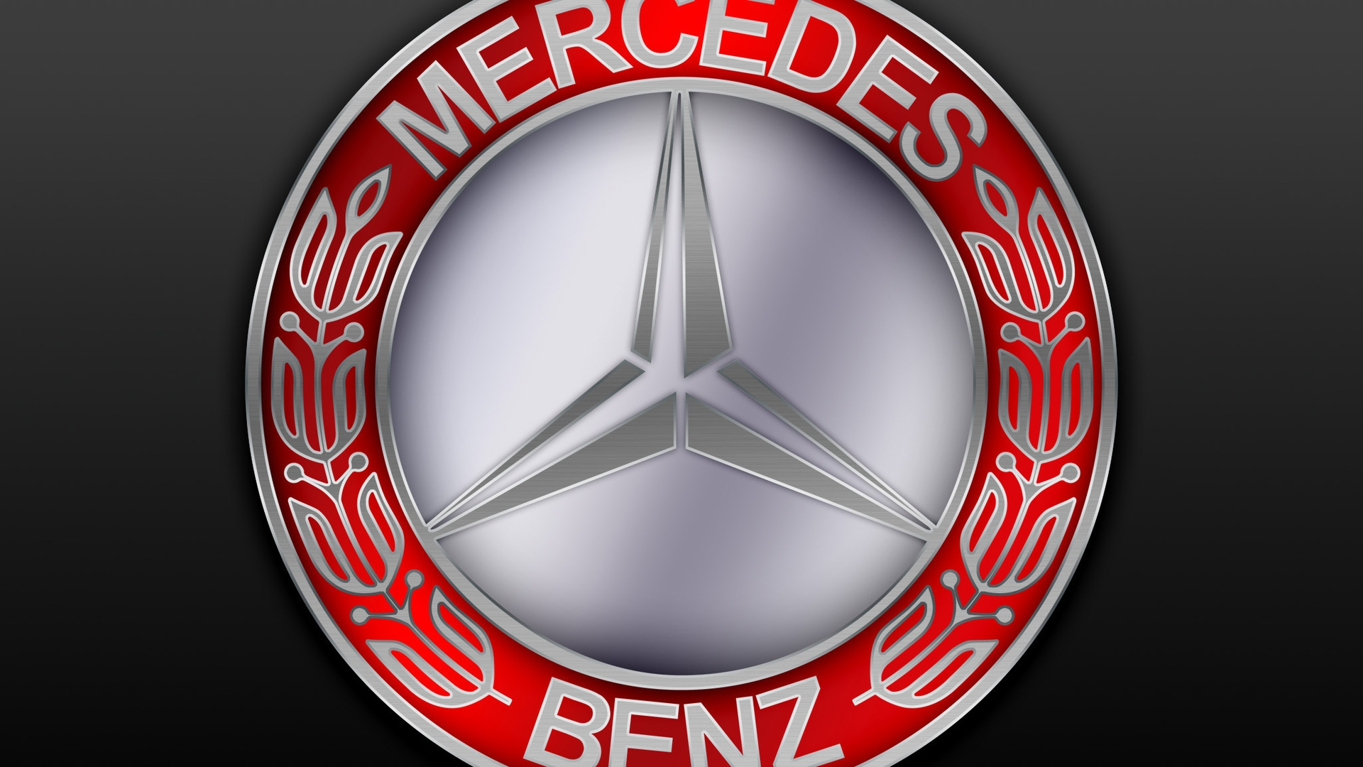 Mercedes Benz Logo HD Wallpaper