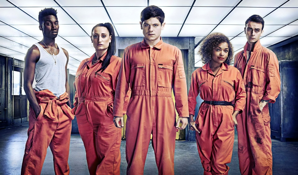 Misfits for 1024 x 600 widescreen resolution