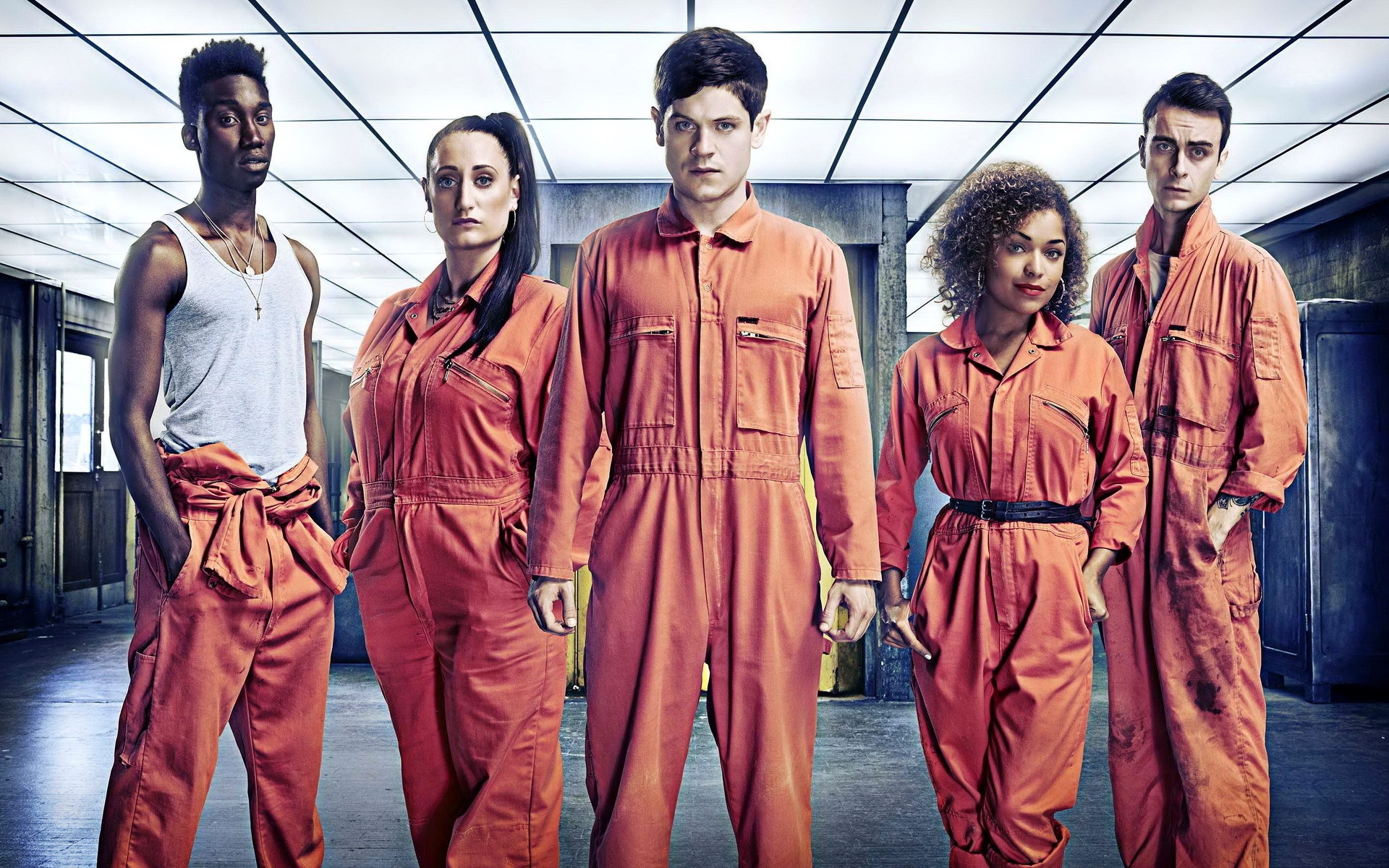 Misfits for 1920 x 1200 widescreen resolution
