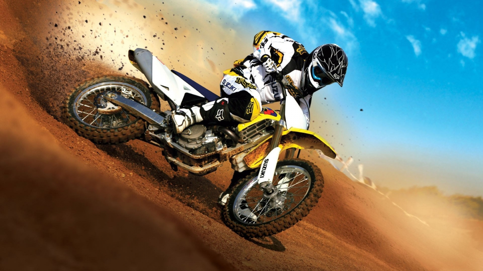 Moto Sports for 1680 x 945 HDTV resolution