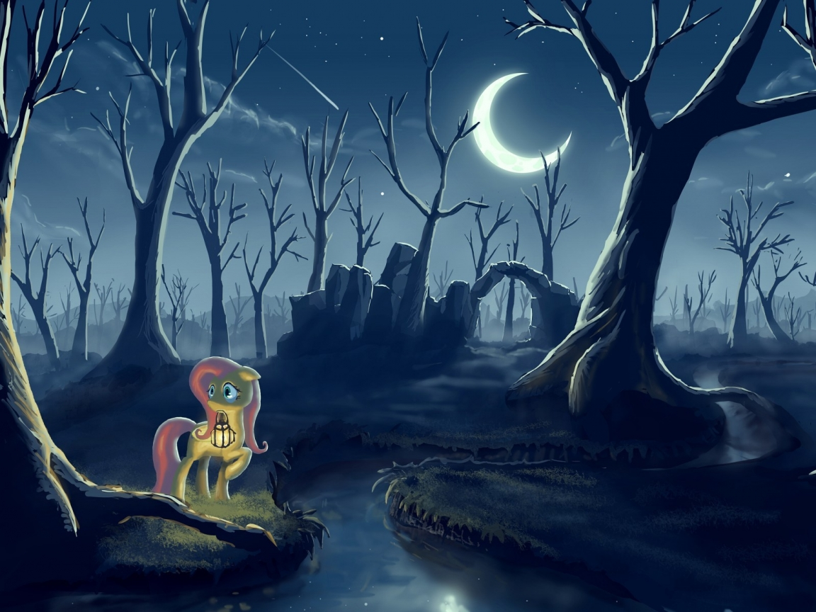 My Little Pony Poster for 1152 x 864 resolution