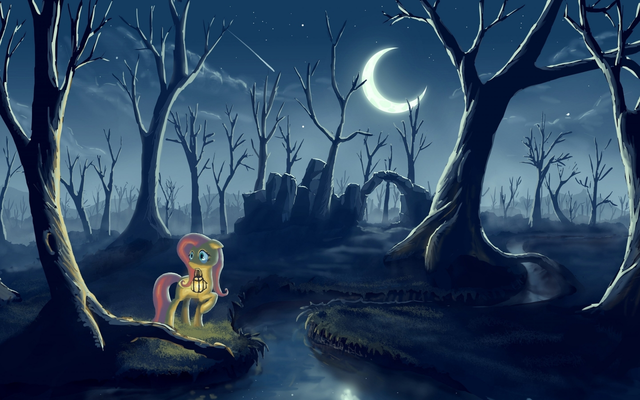 My Little Pony Poster for 1280 x 800 widescreen resolution