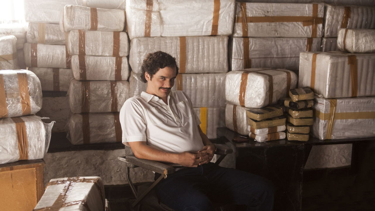 Narcos Pablo Escobar for 1280 x 720 HDTV 720p resolution