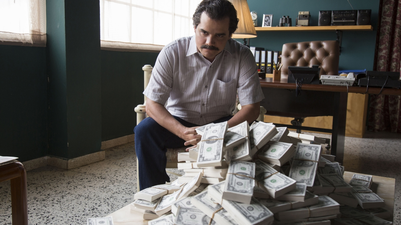 Narcos Season 2 for 1280 x 720 HDTV 720p resolution