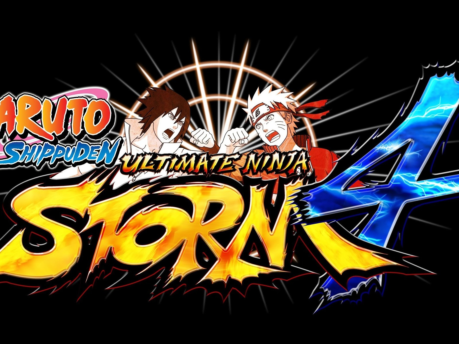 Naruto Shippuden Ultimate Ninja Storm 4 Poster 1600 X 1200 Wallpaper