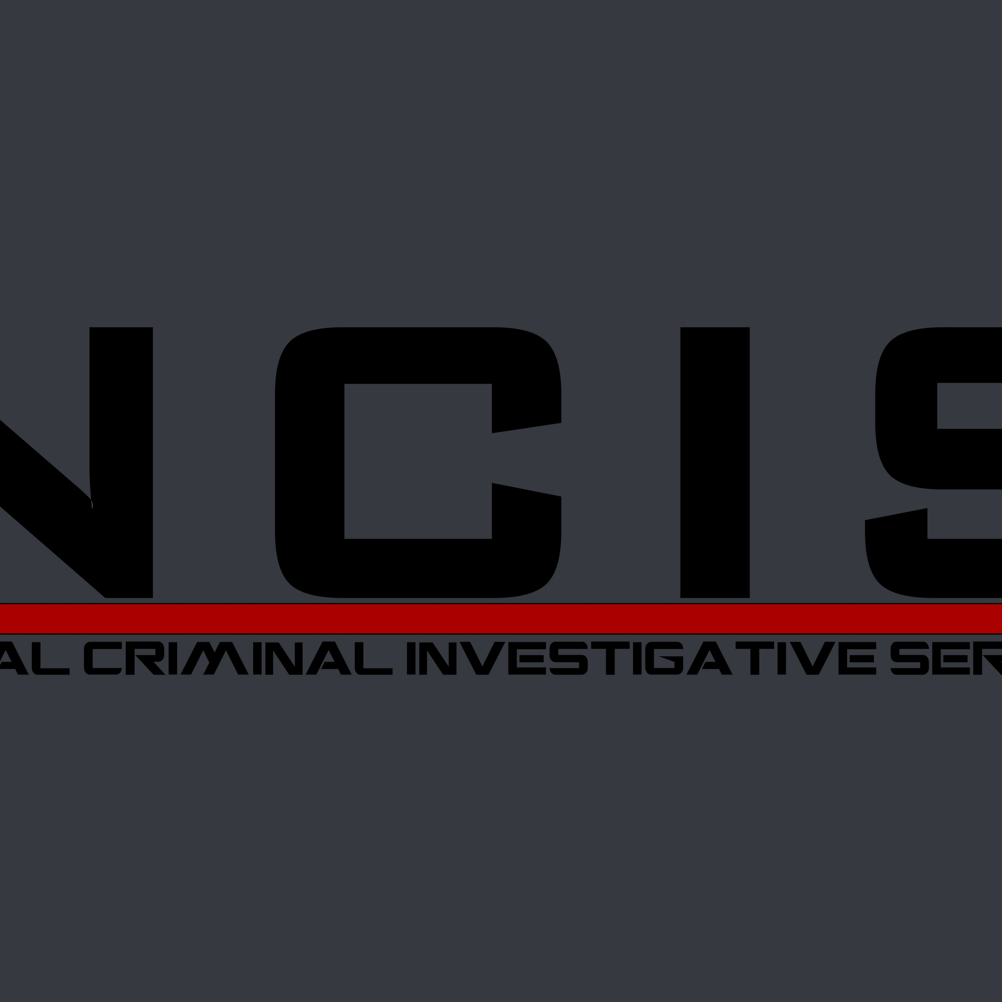 NCIS Logo for 2048 x 2048 New iPad resolution