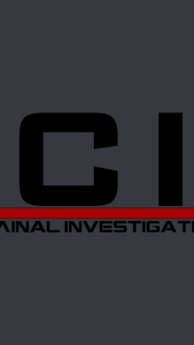 NCIS Logo for 640 x 1136 iPhone 5 resolution