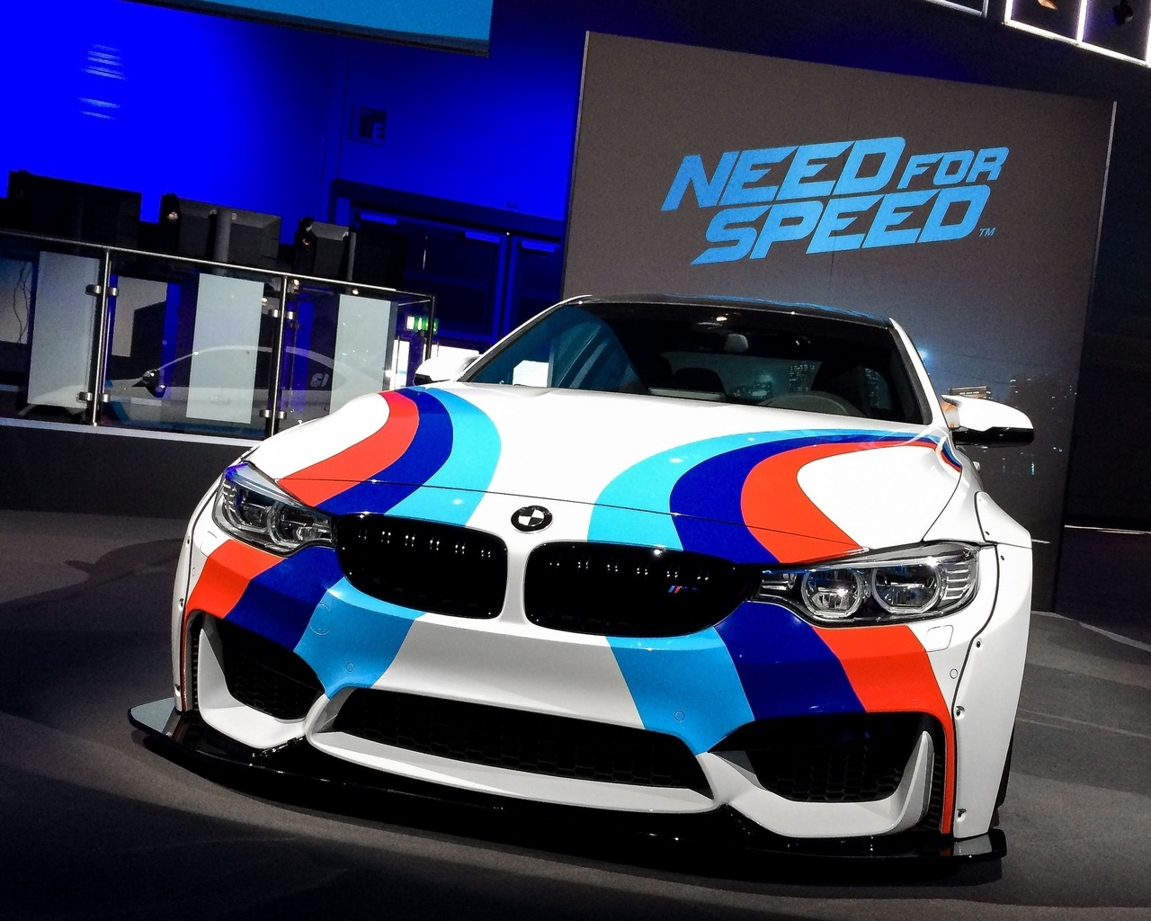 Need For Speed BMW for 1280 x 1024 resolution