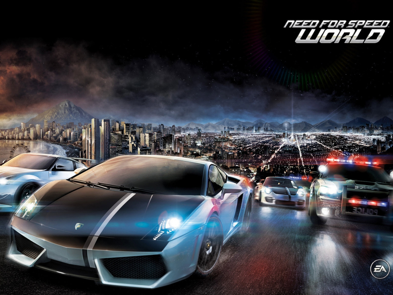 Need for Speed World for 1280 x 960 resolution