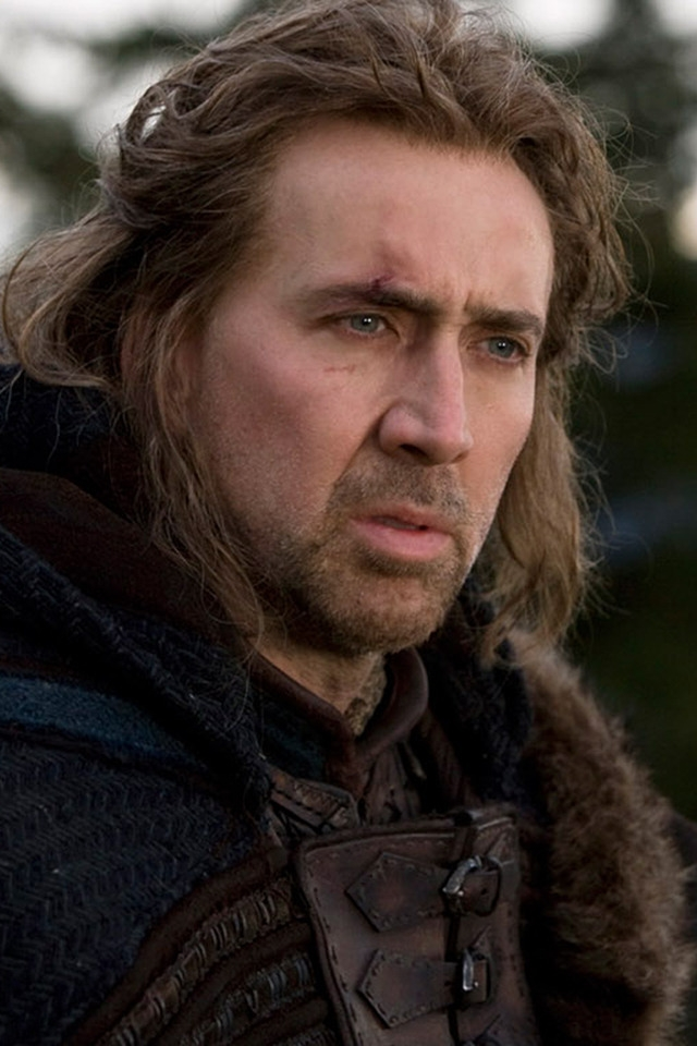 Nicolas Cage for 640 x 960 iPhone 4 resolution