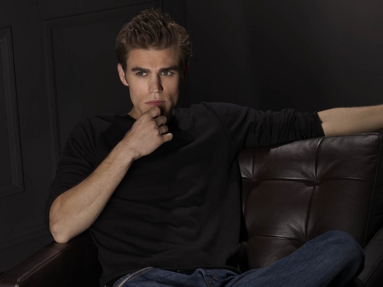 Paul Wesley for 1280 x 960 resolution