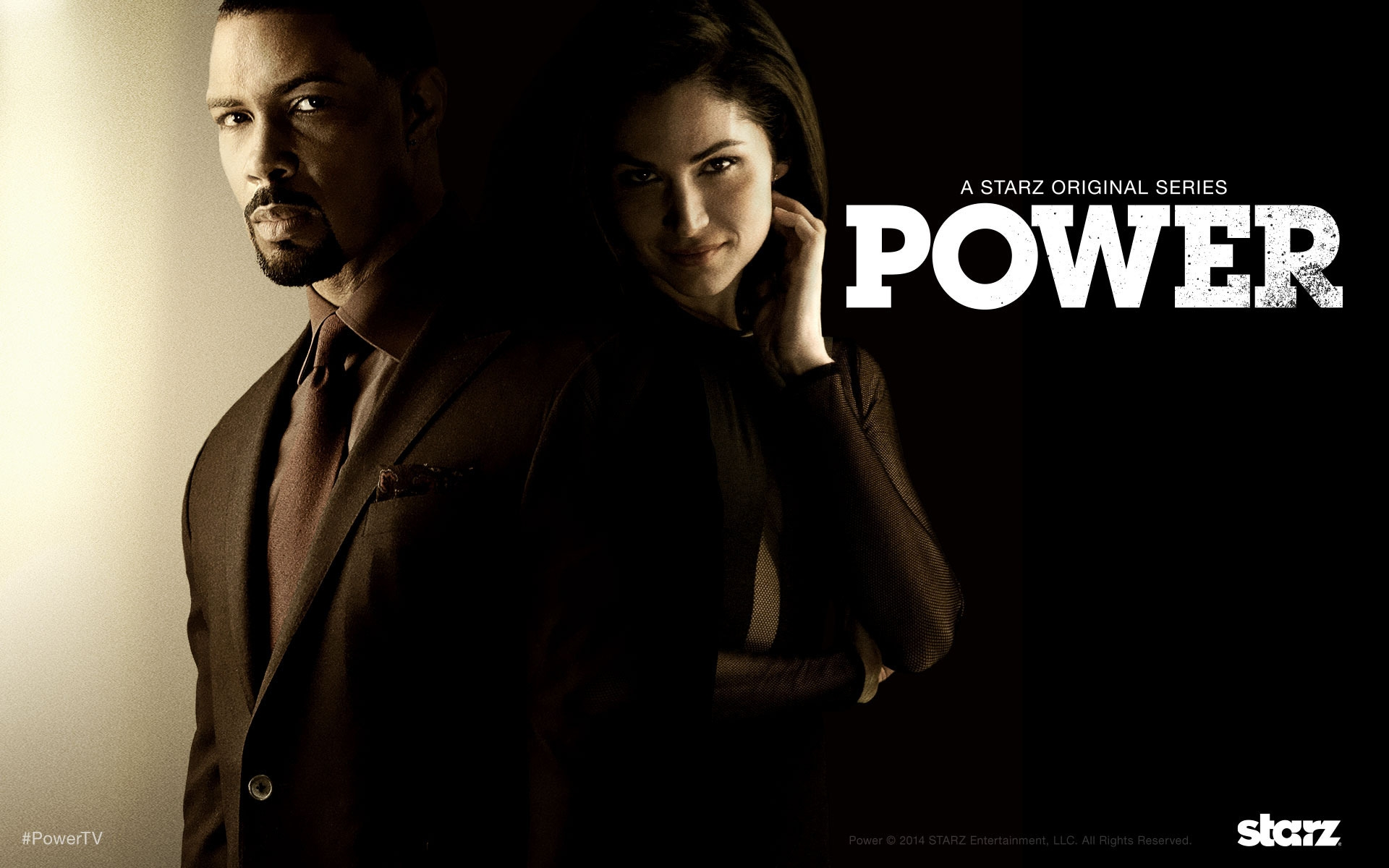 Power Season 2 for 1920 x 1200 widescreen resolution