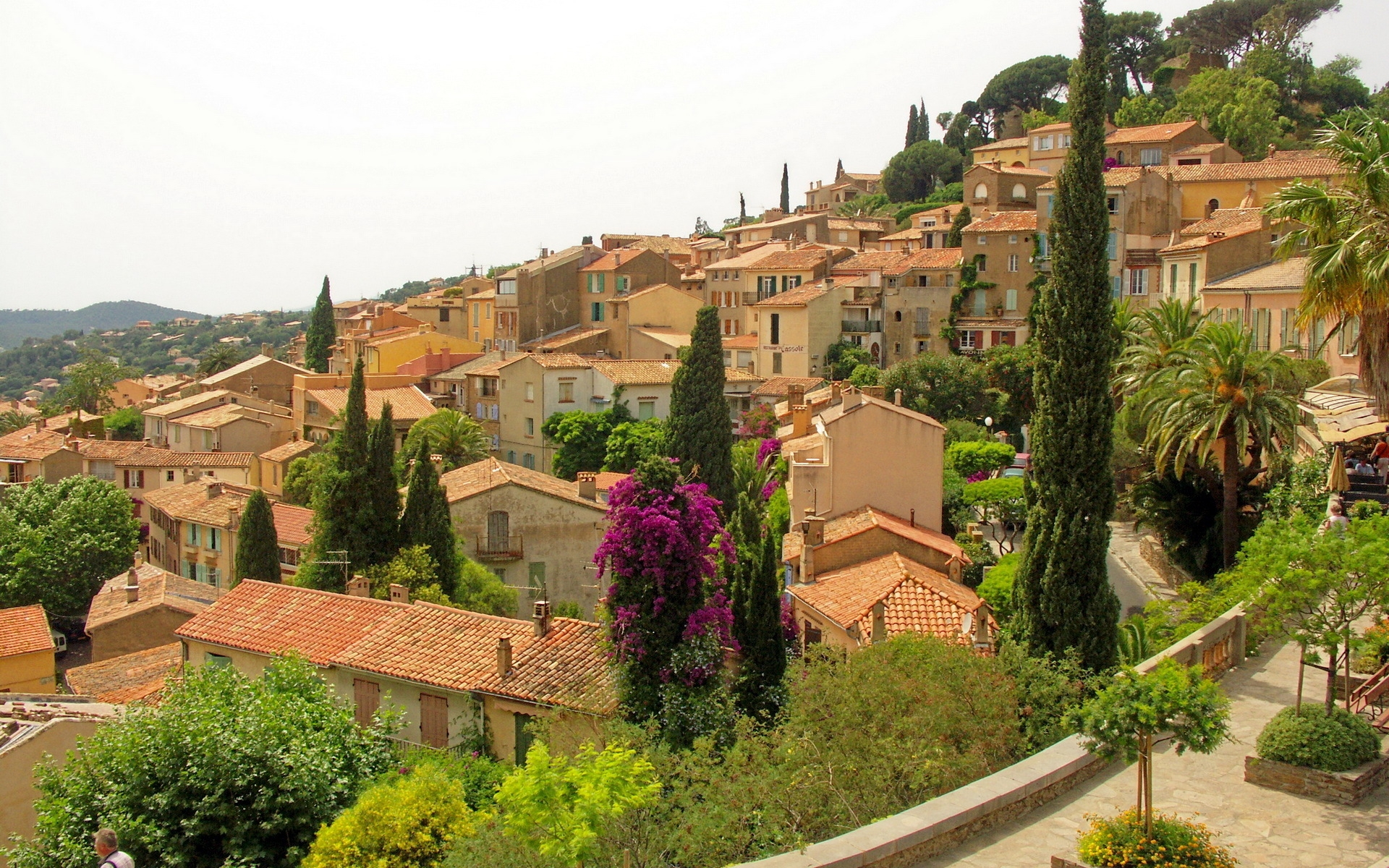 Provence Cote d Azur for 1920 x 1200 widescreen resolution