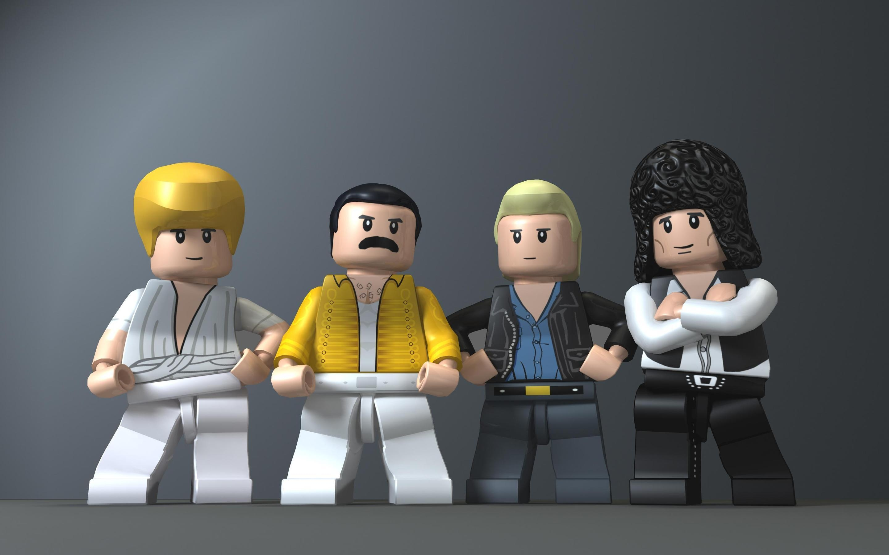 Queen Figures for 2880 x 1800 Retina Display resolution