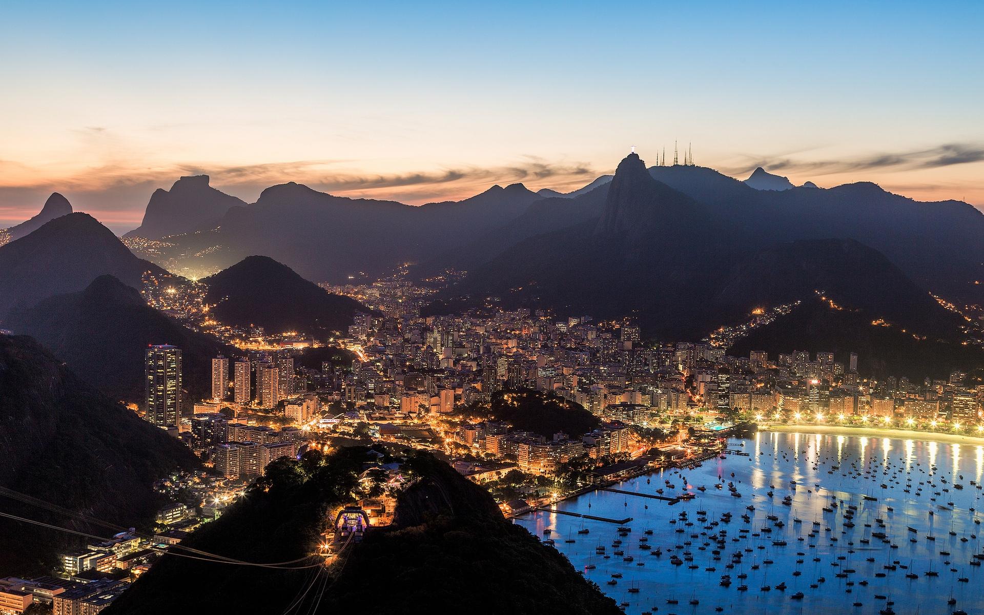 Rio De Janeiro Hd Wallpaper Wallpaperfx