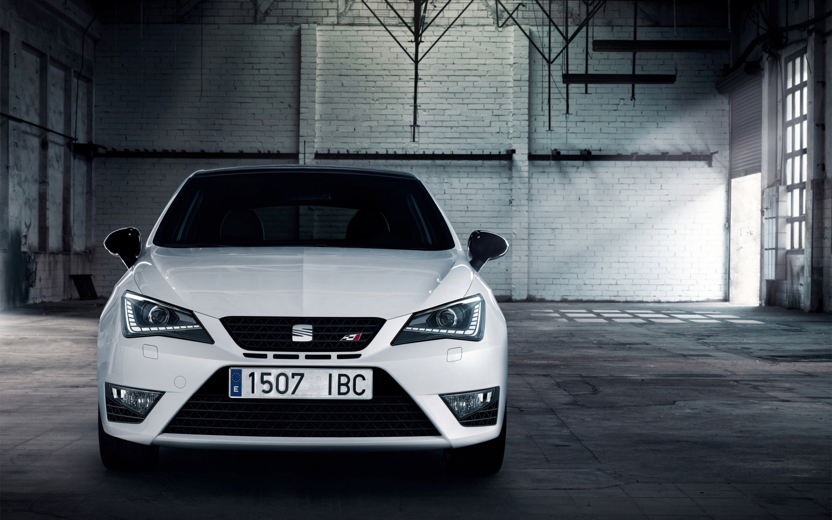 Seat Ibiza Cupra 2013 for 1680 x 1050 widescreen resolution
