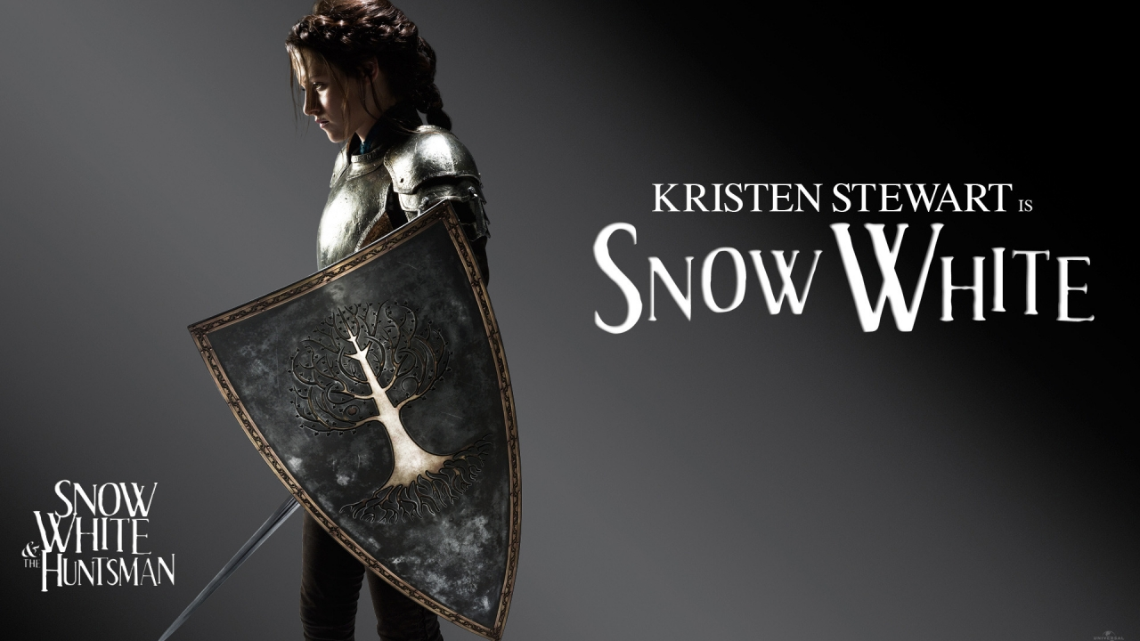 Snow White 2012 for 1280 x 720 HDTV 720p resolution