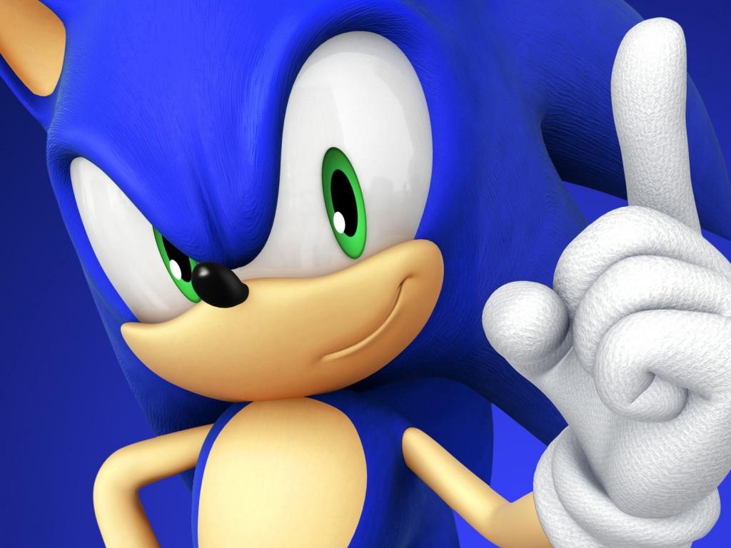 Sonic Hedgehog Hd Wallpaper Wallpaperfx