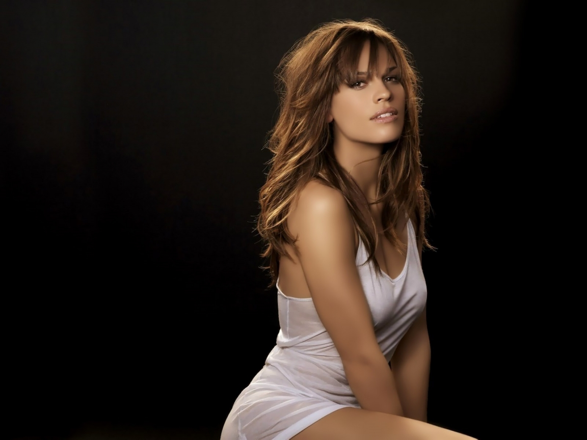 Splendid Hilary Swank for 1152 x 864 resolution