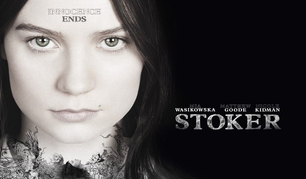 Stoker for 1024 x 600 widescreen resolution
