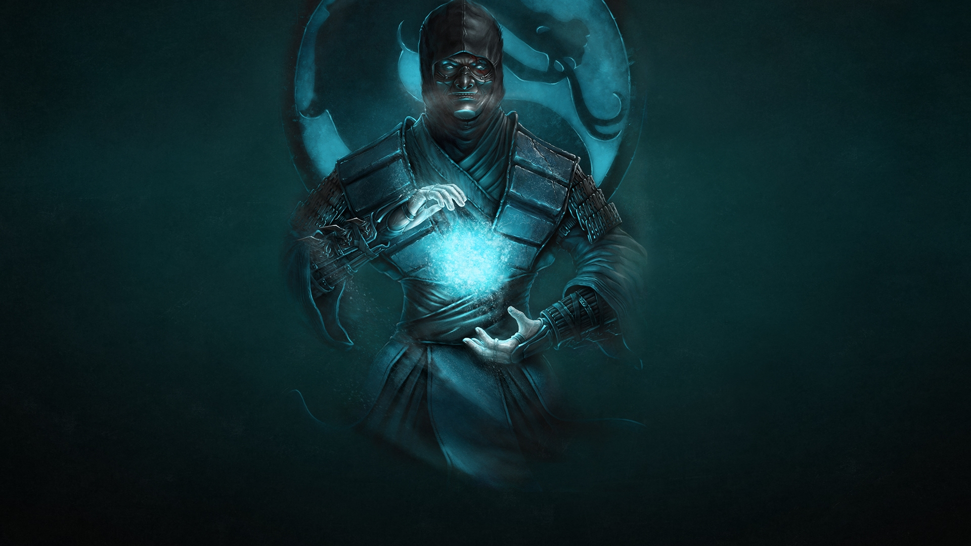 Sub Zero Mortal Kombat Hd Wallpaper Wallpaperfx