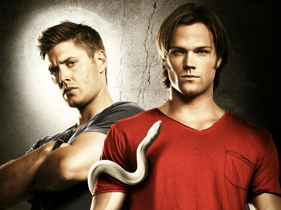 Supernatural for 1152 x 864 resolution
