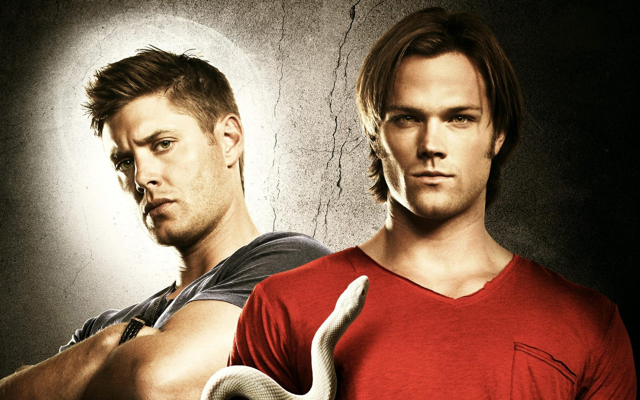 Supernatural for 1280 x 800 widescreen resolution