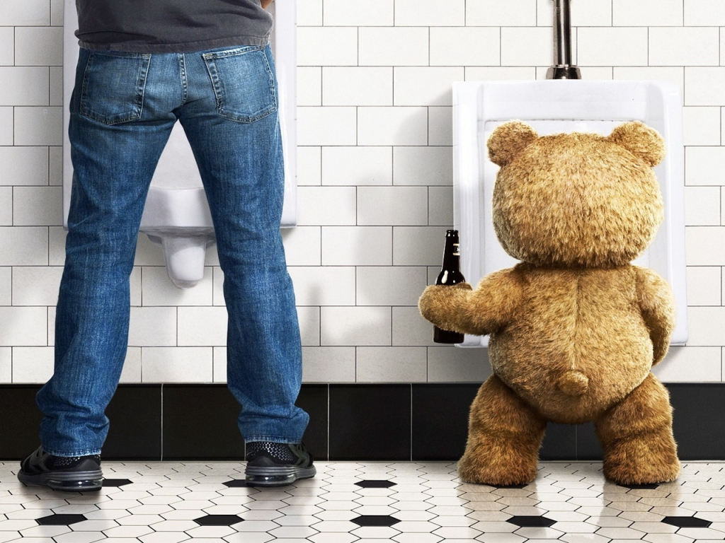 Ted Movie for 1024 x 768 resolution
