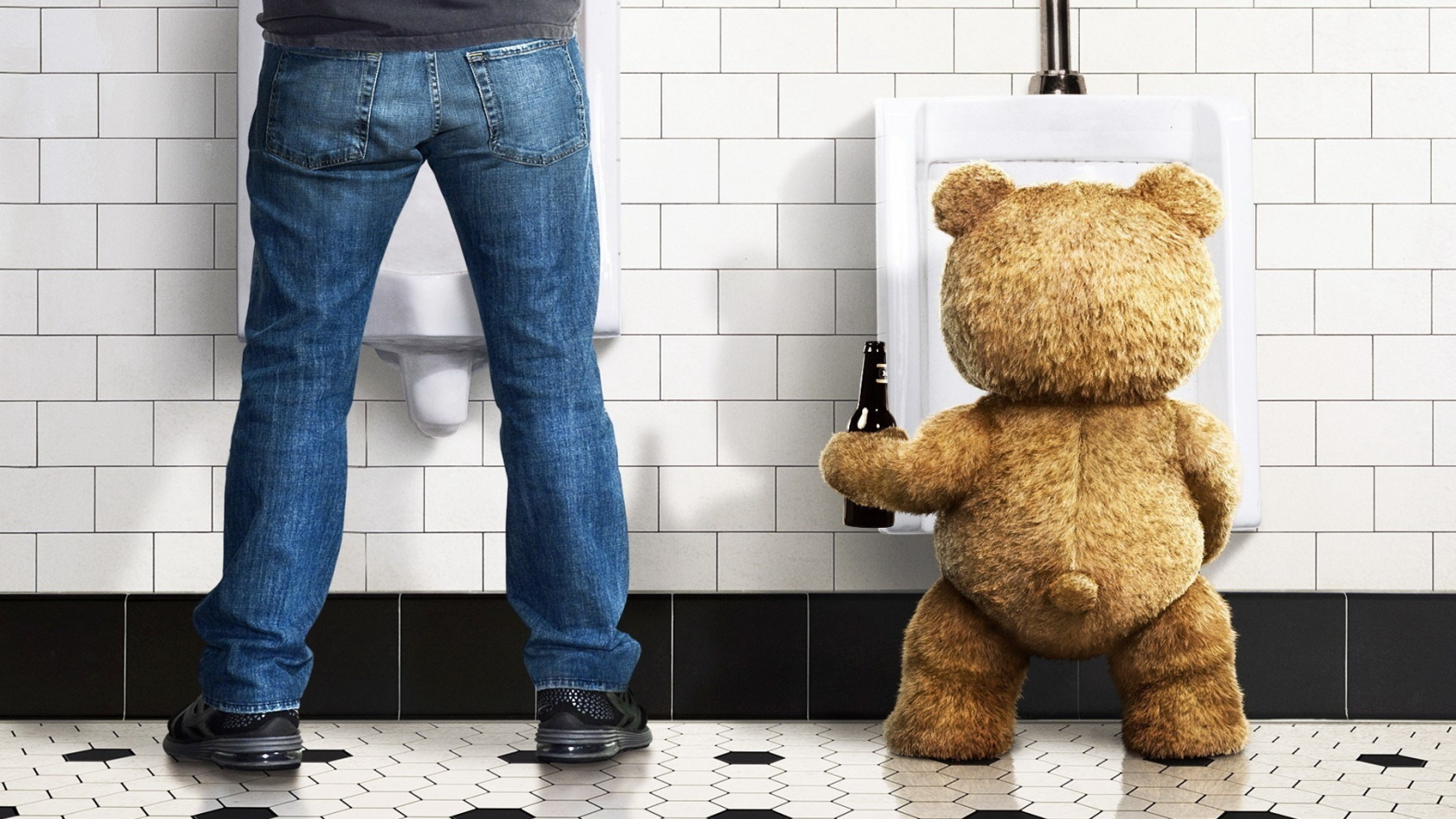 Ted Movie for 1680 x 945 HDTV resolution