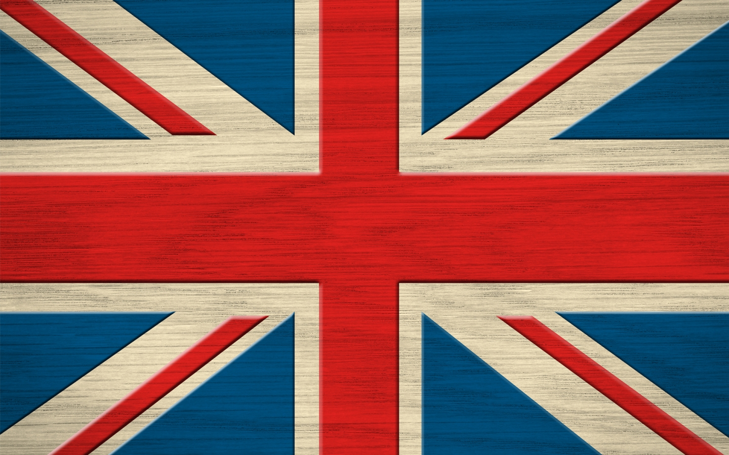 Textured England Flag for 1440 x 900 widescreen resolution
