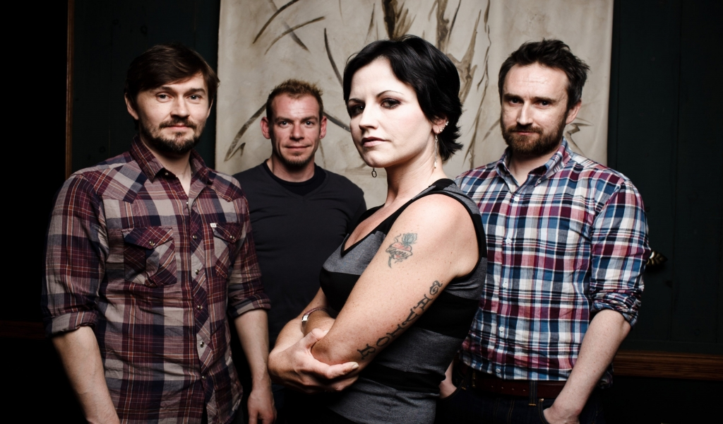 The Cranberries for 1024 x 600 widescreen resolution