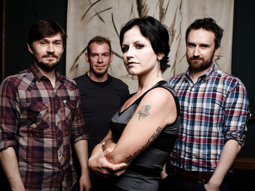 The Cranberries for 1024 x 768 resolution