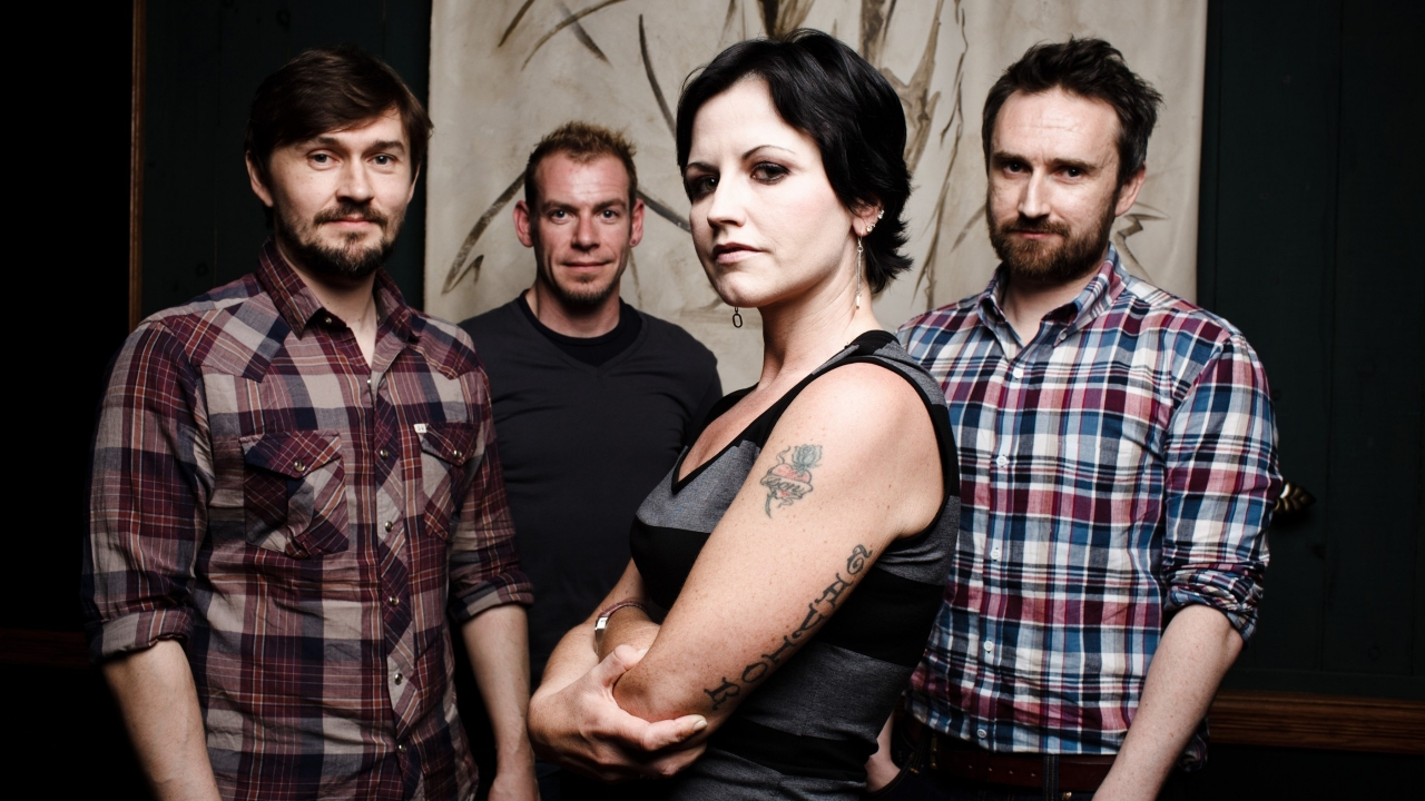 The Cranberries for 1280 x 720 HDTV 720p resolution
