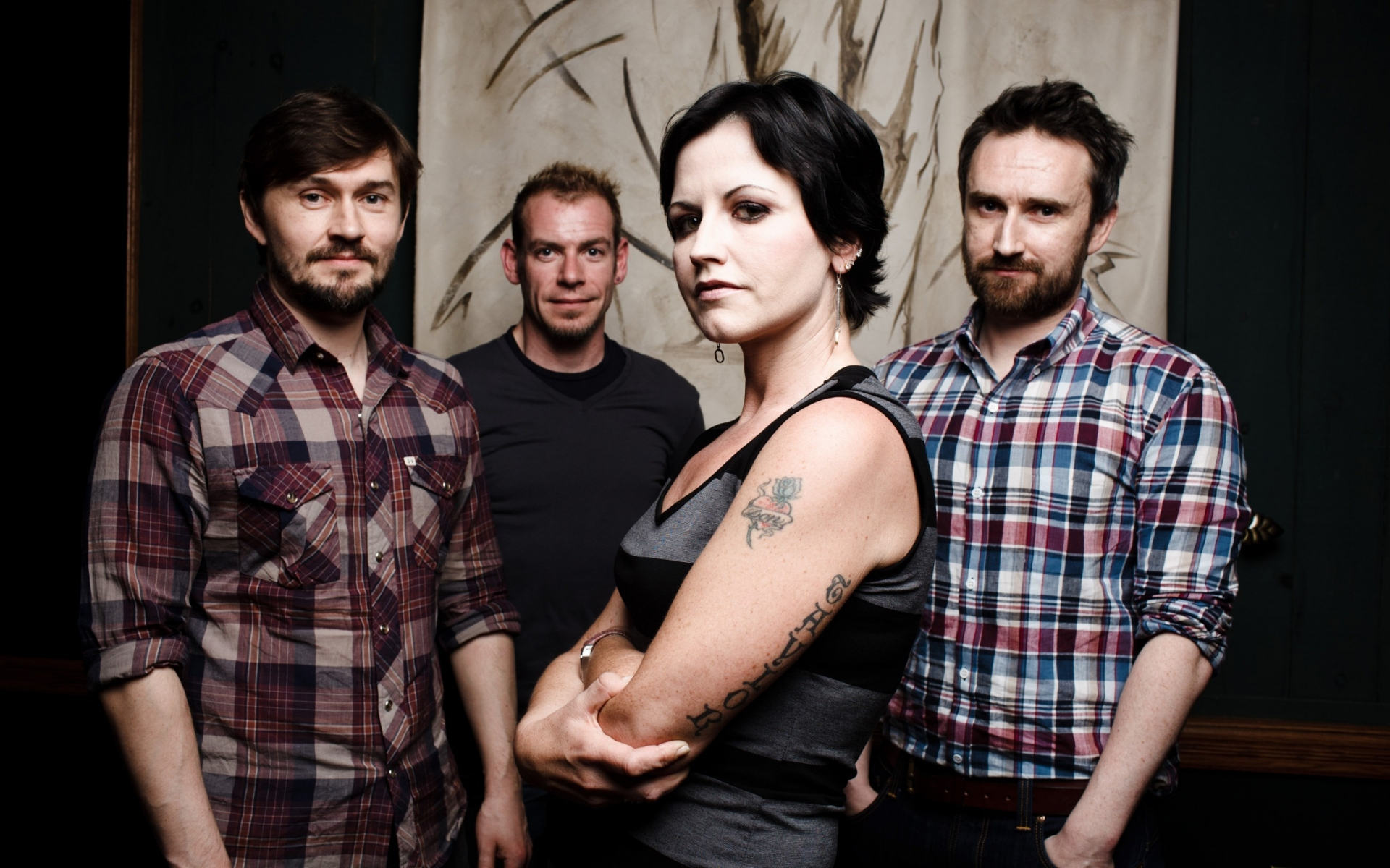 The Cranberries for 1920 x 1200 widescreen resolution