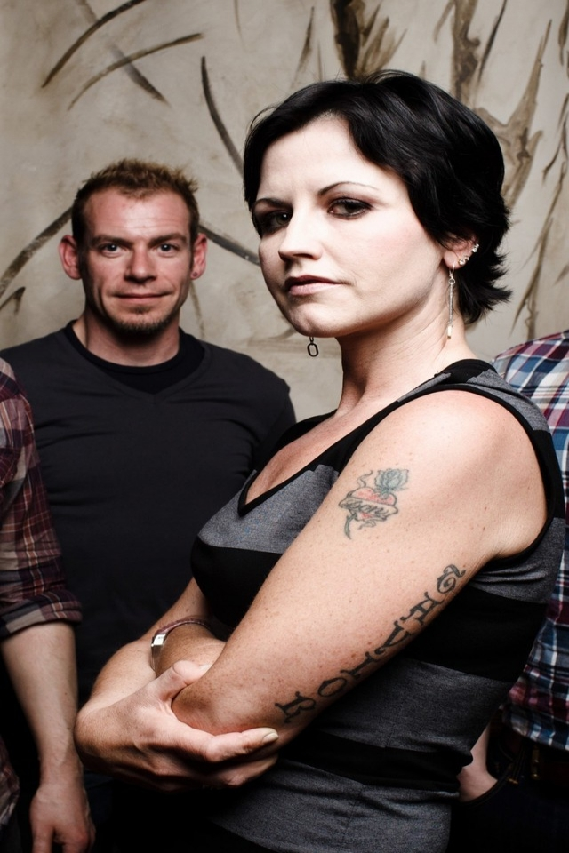 The Cranberries for 640 x 960 iPhone 4 resolution