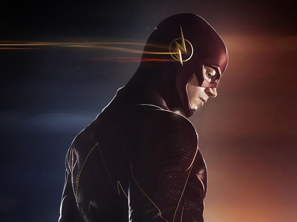 The Flash Tv Show for 1152 x 864 resolution